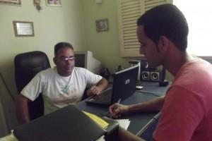 Tarcísio Tiradentes em entrevista do Site Pólis.