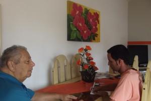 Ex-ferroviário, Hélio Meira Brasil, falando ao Site Pólis.