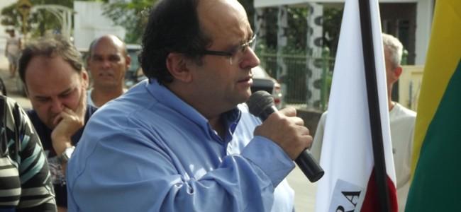 Ex-prefeito de Recreio, Ônio. Foto: Arquivo.