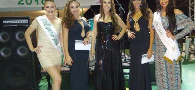 Mariângela (2014), Isabela, Laura, Milena e Gabriely (2015).