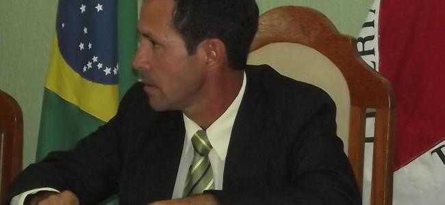 Vereador Paulinho Pintor.