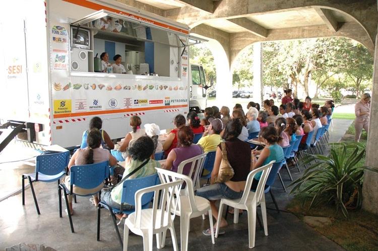 Cozinha Brasil. Imagem ilustrativa.