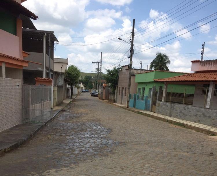 Rua Augusto Morais.