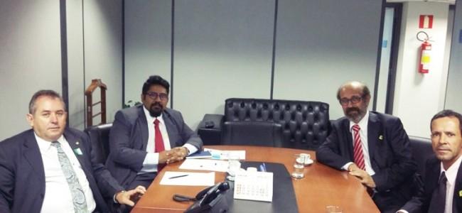 Assessor parlamentar do dep. Federal, Misael Varella, chefe de gabinete do INSS, presidente da Câmara e prefeito de Recreio.