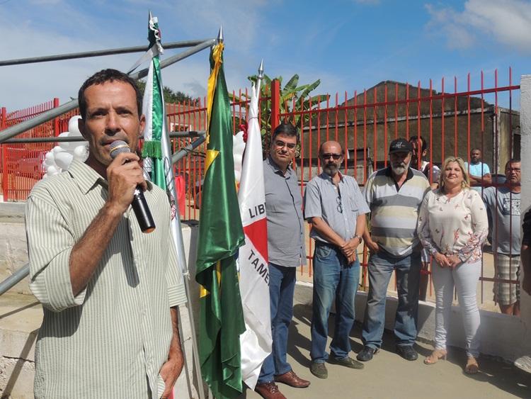 Pronunciamento do presidente da Câmara, Paulinho Pintor.