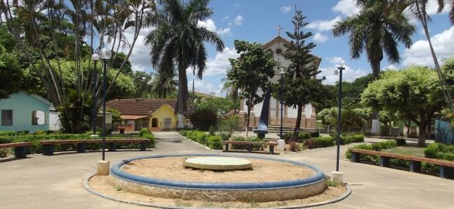Praça Dom Prudêncio, Conceição da Boa Vista.