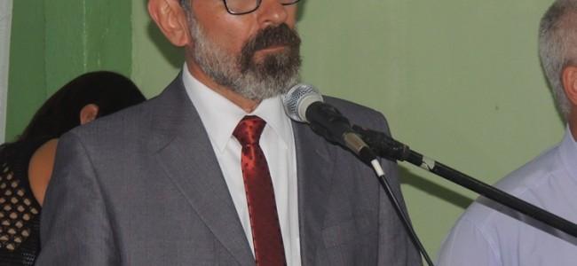 Prefeito de Recreio, Zé Maria Barros.