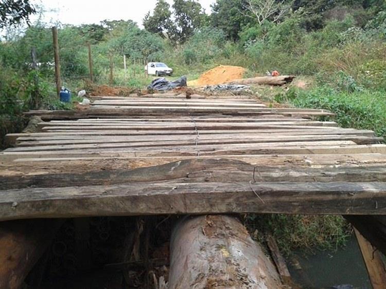 Nova ponte.