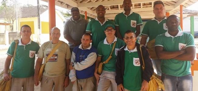 Equipe da Vigilância Epidemiológica.