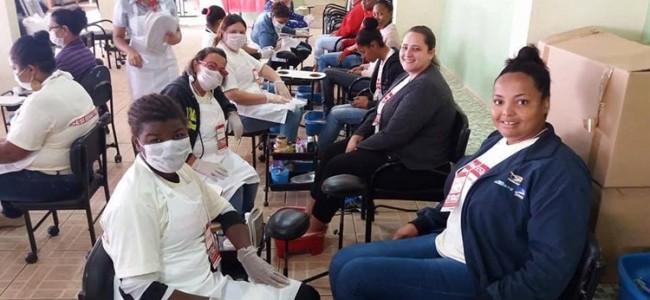 Curso Manicure SESI/SENAI em Recreio.