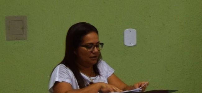 Secretária de Saúde de Recreio.