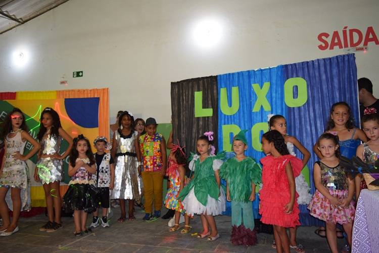 Participantes das escolas.