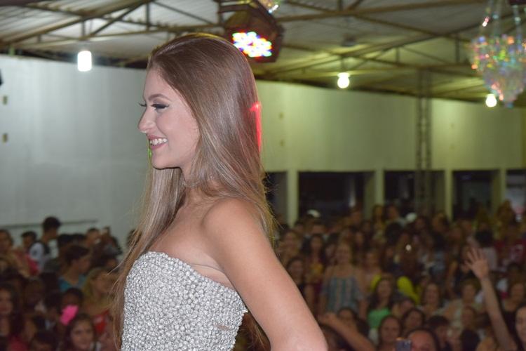 Carol Gouvêa, bicampeã.