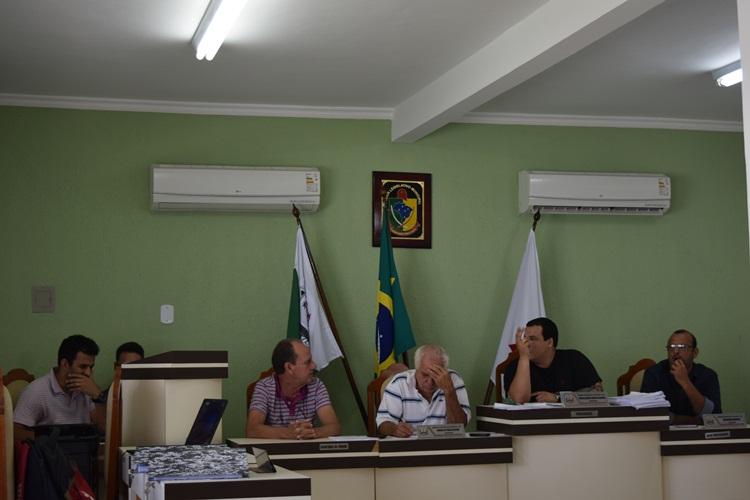 Ex-diretor, João Alcides Ferreira, na CEI.