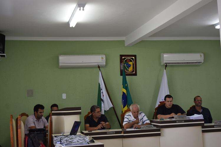 Ex-diretor, Ronaldo Machado, na CEI.
