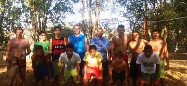 Participantes do torneio.